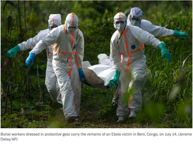 """The Hot Zone""…and the New Ebola Vaccine"